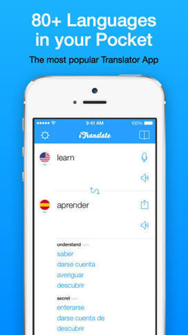 The best iPhone apps for learning a foreign language - Apppicker applists 4625 | Integrating Technology in World Languages | Scoop.it