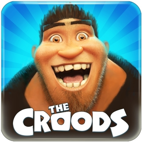 Rovio, DreamWorks Launching 'The Croods' Mobile Game March 14 | Contests and Games Revolution | Scoop.it