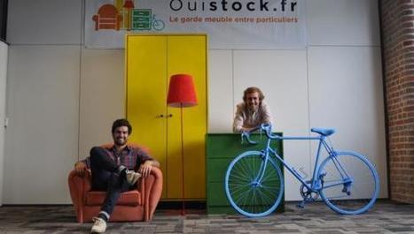 Un an après sa création, l'entreprise collaborative Ouistock cartonne! - La Voix du Nord | Coopération, libre et innovation sociale ouverte | Scoop.it