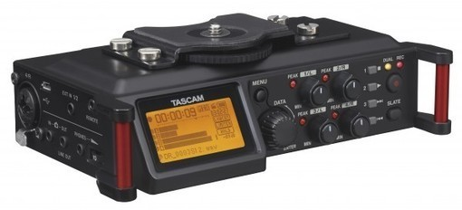 Video review: Tascam DR-70D recorder offers professional audio capture on a budget