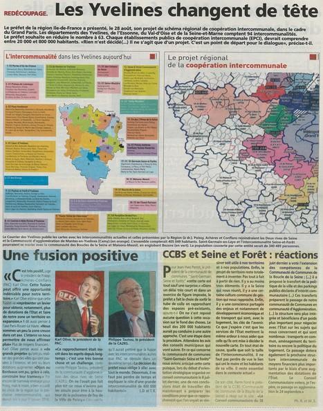 Intercommunalité, ce qui va changer | Croissy sur Seine | Scoop.it