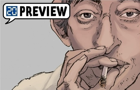Preview BD: Gainsbourg | FLE en ligne | Scoop.it