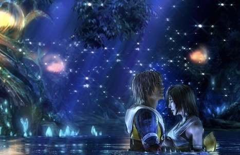 Compare and contrast Final Fantasy X in SD and HD | Jeu Video | Scoop.it