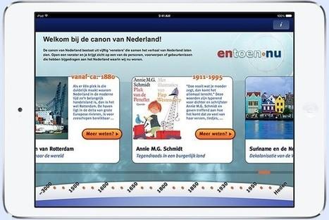 Entoen.info - De app over de Canon van Nederland | learn and teach | Scoop.it