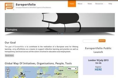«e-portfolio» blog - Member of Europortfolio - European Network of ePortfolio Experts an Practitioners | E-Portfolio @ School | Scoop.it