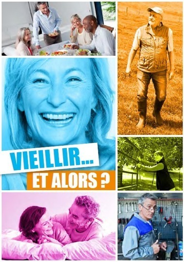 « Vieillir… et alors ? » la nouvelle brochure de l'Inpes | Seniors | Scoop.it