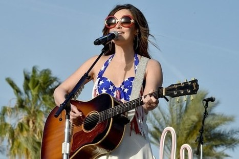 Kacey Musgraves Releases Quirky 'Biscuits' Lyric Video | Country Music Today | Scoop.it