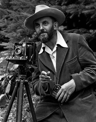 Des photos de jeunesse d'Ansel Adams, magicien du paysage, exposées aux États-Unis   L'actualité de l'argentique   Scoop.it