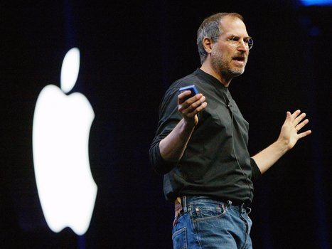 The simple, 3-step formula that made Steve Jobs' speeches so compelling | Presentation Tips | Scoop.it
