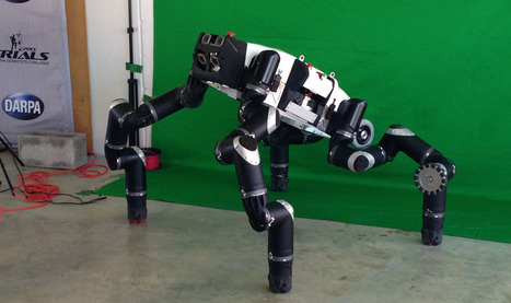 Robots to the Rescue, Slowly | MIT Technology Review | Science, Technology, and Current Futurism | Scoop.it