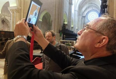 La Catedral de Tarragona presenta una videoguía con realidad aumentada | REALIDAD AUMENTADA Y ENSEÑANZA 3.0 - AUGMENTED REALITY AND TEACHING 3.0 | Scoop.it