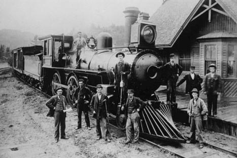 Le Pontiac endetté par la voie ferrée | Mathieu Bélanger | Actualités régionales | Histoire de l'Outaouais | Scoop.it