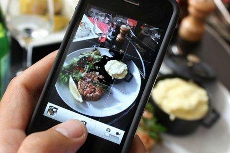 Foodporn : en Allemagne, partager la photo de son assiette sur Instagram est passible d'amende | Veille Gastronomie & Oenologie | Scoop.it