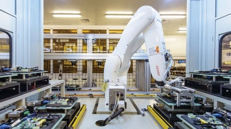 Inside China's effort to replace millions of manufacturing workers with robots | Systems Theory | Scoop.it