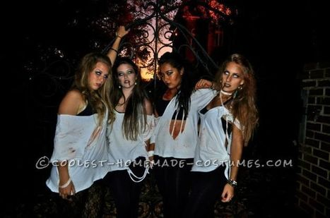 Last Minute Halloween Costume Ideas For Teenage Girl | Last Minute Halloween Costumes, Homemade, DIY Ideas | Happy Mother's Day 2014 | Scoop.it