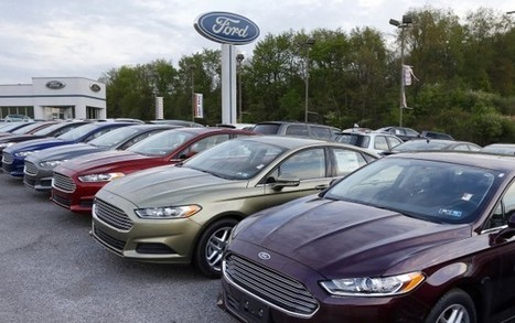 The auto industry is back to pre-recession levels. But why? - Washington Post   Automotive Rebates and Incentives   Scoop.it