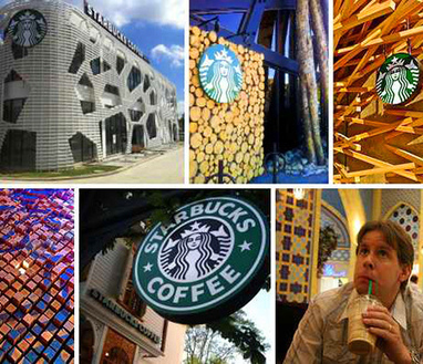 10 Cool and Unusual Starbucks Locations from Around the World   Business   Scoop.it