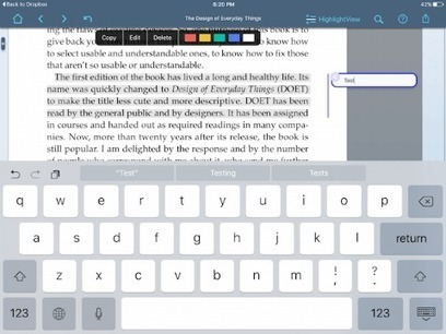 Répertoire des usages pédagogiques pour iPad - RIRE | TUICE_Université_Secondaire | Scoop.it