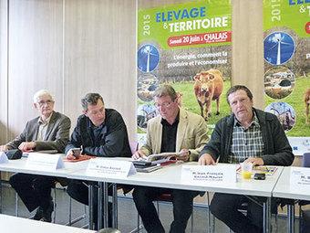 Élevage et Territoire mobilise toutes les énergies | Agriculture en Dordogne | Scoop.it