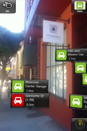 I Get Around: Hyperlocal mobility with junaio | | Augmented Reality News and Trends | Scoop.it