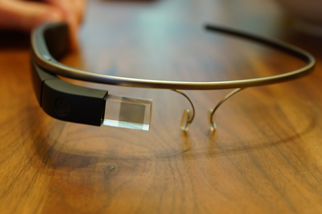 Google Glass: 10 use cases for wearable technology | AR | Scoop.it