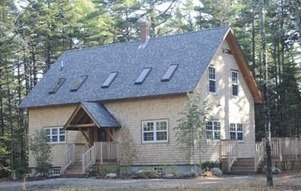The Art of Timber Framing | Green Living | Scoop.it