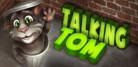 Talking Tom Cat Uygulaması İndir | Android Oyunları ve Uygulama İndir | Apk İndir | Scoop.it