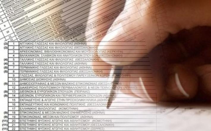 Βάσεις 2016: Από την Παρασκευή η οριστικοποίηση των μηχανογραφικών | Η Πληροφορική σήμερα! | Scoop.it