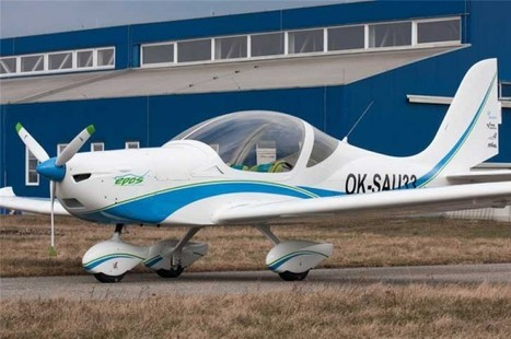 All-Electric SportStar EPOS Plane Takes First Flight | Digital Sustainability | Scoop.it