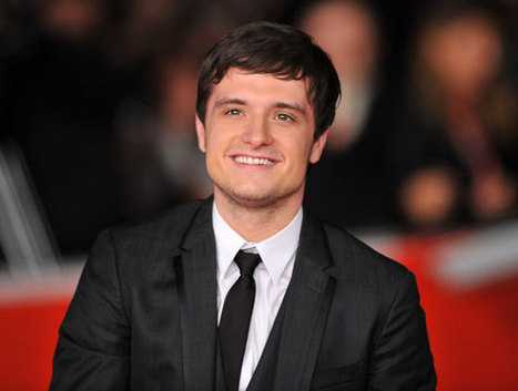 10 Jaw-Dropping Facts You Didn't Know About Josh Hutcherson | Josh Hutcherson | Scoop.it