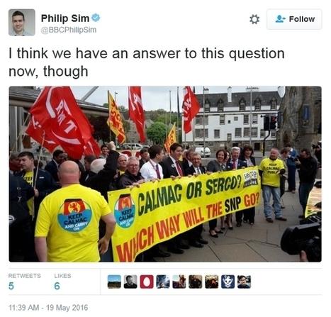 Scottish Politics For Dummies   Politics Scotland   Scoop.it