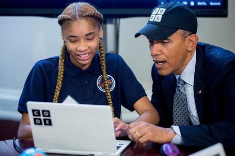 President Obama Wants Every Kid To Learn Coding--For All The Wrong Reasons - Forbes | Beyond the Stacks | Scoop.it