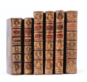 La fabuleuse Bibliothèque des ducs de Luynes, Château de Dampierre - Première partie - Sotheby's | Nos Racines | Scoop.it