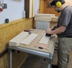 Werkzeugschrank- Schleifen und Kanten glätten | Heimwerker | Scoop.it
