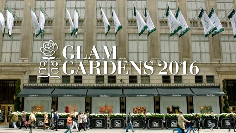 Saks' Glam Gardens Blossom In Virtual Reality-Enabled Film I Luxury Daily | BRAND CONTENT | Scoop.it