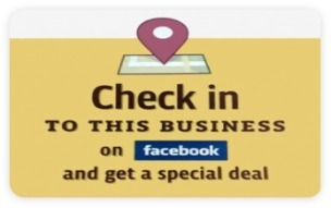 Facebook Looks To Maximize Places and Checkin Deals | Business Wales - Socially Speaking | Scoop.it