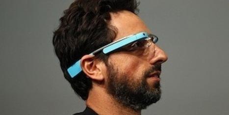 Entendre via les os du crâne grâce aux Google Glasses | Tendances : technologie | Scoop.it