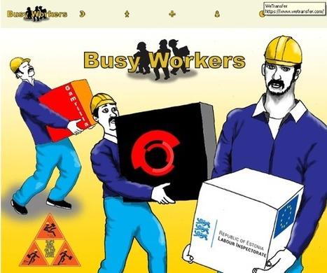 Busy Workers, un advergame addictif sur la sécurité   Le monde du mobile et ses nouveaux usages : news web mobile, apps en m sante  et telemedecine, m learning , e marketing , etc   Scoop.it