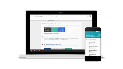 Google rénove ses Google Apps et Google Sites | Veille Informatique par ORSYS | Scoop.it