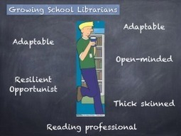 The Makings of a School Librarian | School Library Digest | Scoop.it