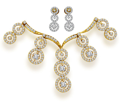 Buy Fashionable Bridal Jewellery Sets Online | ronydoger | Scoop.it