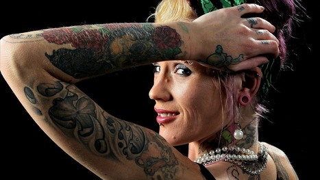 Tattoos all over and loving 'em - The Border Mail | Tattoos: painting on the skin | Scoop.it