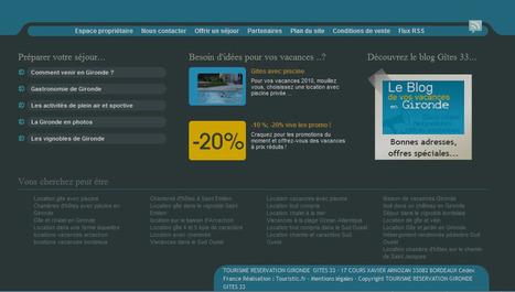 Blog Gîtes de France de Gironde, bons plans et actualités de ...   Oenotourisme en Entre-deux-Mers   Scoop.it