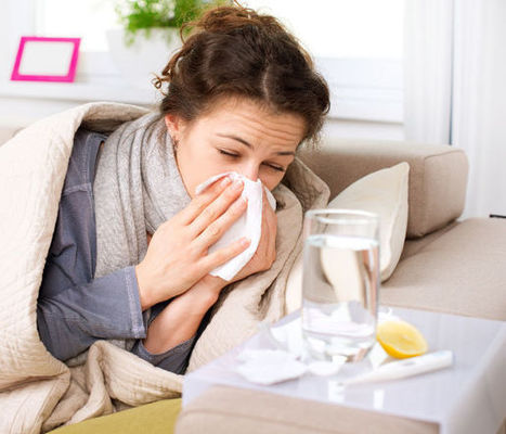 Natural medicines good defence for flu symptoms - 24 Hours Vancouver | Nutrition | Scoop.it