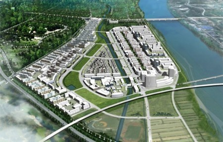 Tsao & McKown: Developing a New Kind of Chinese City   URBANmedias   Scoop.it