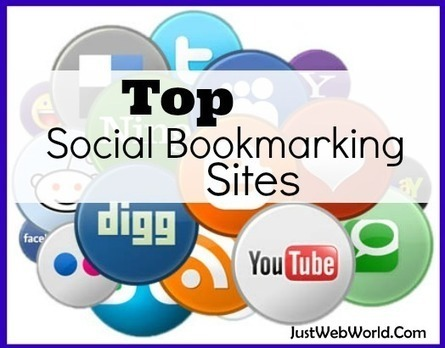 Free High PR Social Bookmarking Sites List 2016 (*Updated) | Just Web World | Scoop.it
