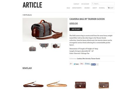 The ultimate guide to designing ecommerce websites | Monkey's cage | Scoop.it