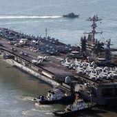 Pyongyang met en garde Washington avant des manœuvres tripartites   Relations internationales   Scoop.it