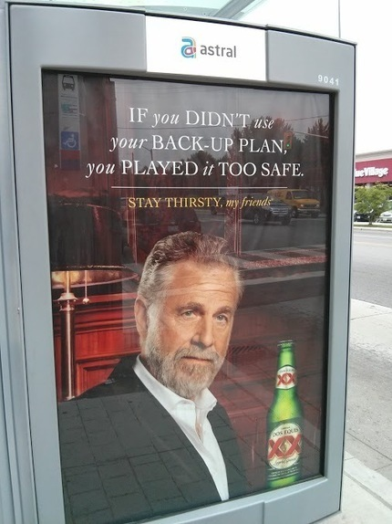 Ahmad Nassri - Google+ - I don't always agree with beer ads, but when I do, its ones… | Google+ tips and strategies | Scoop.it