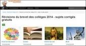 Les révisions du BAC et du BREVET - Doc pour docs | CDI RAISMES - MA | Scoop.it